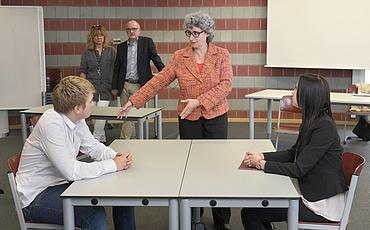 Bosse in Schulen