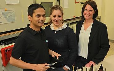 IHK vermittelt Flüchtling an Gladbacher Unternehmen