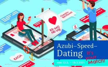 Azubi-Speed-Dating virtuell